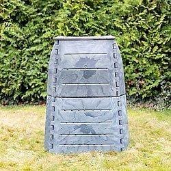 Kompostownik przydomowy, kompostownik ogrodowy plastikowy. Termokompostownik z recyklingu 450 litrów, solidny!